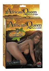 African Queen - Lulu