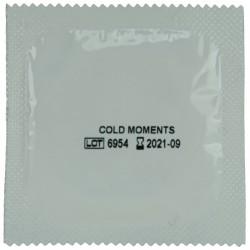 AMOR Kondomer Cold Moments - 10 stk.