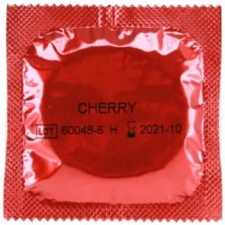 AMOR Kondomer Kirsebær Smag - 10 stk.