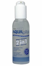 Aquaglide 2 i 1 - 125 ml