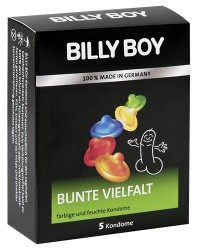 Billy Boy Vielfalt 5, Body Fun 5 pack