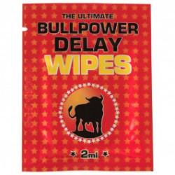 Bull Power Delay Servietter 6 stk