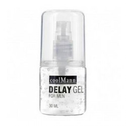 CoolMann Delay Gel 30 ml