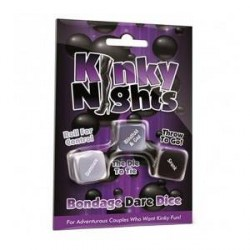 Creative Kinky Nights Dare Terninger