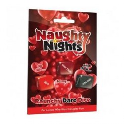Creative Naughty Nights Terninge Spil