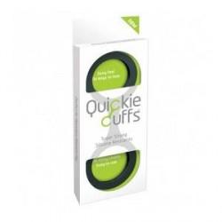 Creative Quickie Cuffs Silikone Håndjern Large