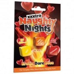 Creative XXXtra Naughty Nights Terninge Spil