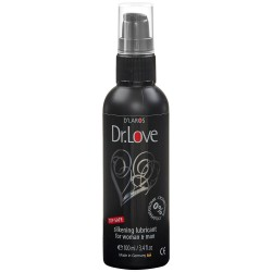 Dr.Love Dr. Love Silikone Glidecreme 100 ml - TESTVINDER