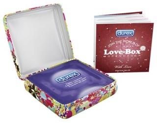 Durex Love-Box 3 pack