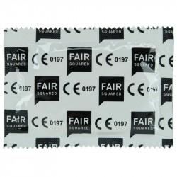 FAIR SQUARED Kondomer XL60 - 8 stk.