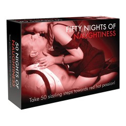 Fifty Nights Of Naughtiness - Sexspil