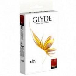 Glyde Ultra Veganske Kondomer 10 stk