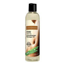 Intimate Organics Aromatherapy - Massageolie Med Duft - chai - 240 ml