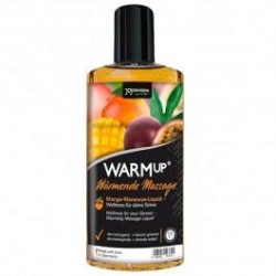 Joydivision WARMup Varmende Massageolie med Smag 150 ml