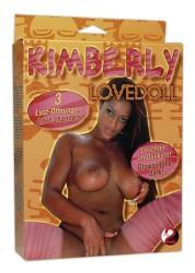 Kimberly - Oppustelig elskovsdukke