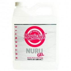 Magic Gel Moist Nuru Gel Til Krops Massage 1000 ml