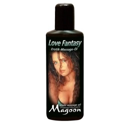 Magoon Erotik Massageolie - Love Fantasy
