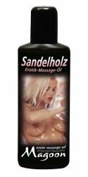 Massageolie Sandeltræ - 100 ml