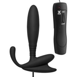 Master Series Cobra Silikone P-Spot Vibrator