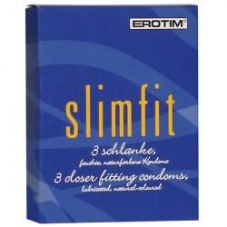 Mixed Erotim Slimfit Kondomer 3 stk