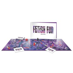 Mixed Fetish Fun Game Brætspil