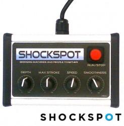 Mixed ShockSpot Stand-Alone Remote Fjernbetjening