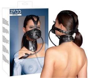 Multi funktionel læder ansigtsmaske