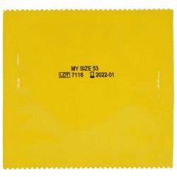 MYSIZE Kondomer 53mm - 10 stk.