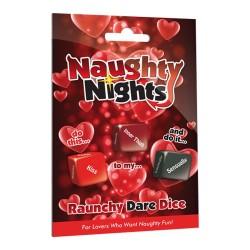 Naughty Nights Terning Spil
