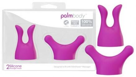 PalmBody 2-pak Hovder Til Palmpower