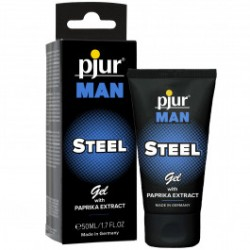 Pjur Man Steel Massage Gel 50 ml