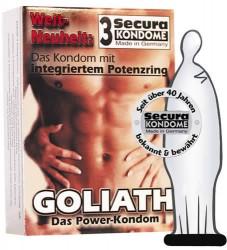 Secura Goliath 3 stk