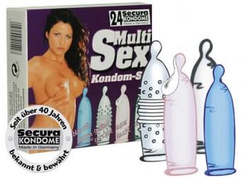 Secura Multisex 24 stk