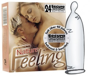 Secura Nature Feeling 24 stk