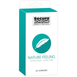 Secura Nature Feeling Kondomer 24 stk