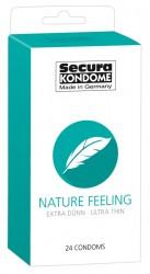 Secura Nature Feeling Kondomer-24 stk.