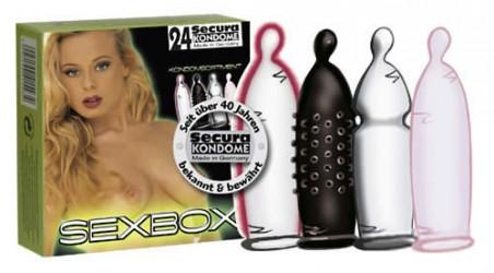 Secura Sexbox 24 stk