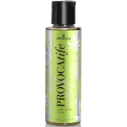 Sensuva Provocatife Massage Olie 125 ml