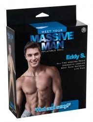 Sexdukke -Massive Manly