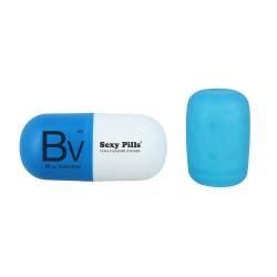 Sexy Pills - Frækt legetøj til mænd - blå