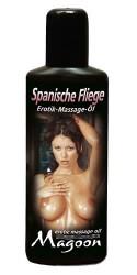 Spanish Fly massage olie - 100ml