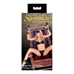 Sportsheets Begynder Bondage Kit