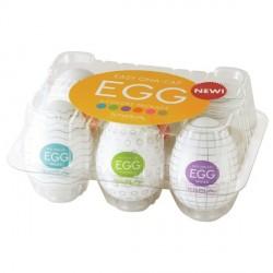 TENGA ÆG - 6 engangs onani æg