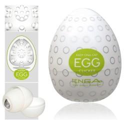 TENGA ÆG - Clicker engangs onani-æg