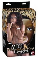 Tyra Lovedoll - Sort Lolitadukke