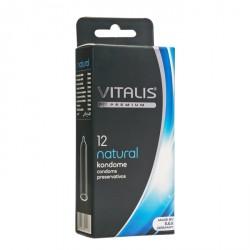 Vitalis kondomer Natural Feeling - 12 stk.