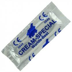 Worlds Best Kondomer Cream Special - 10 stk.