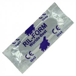 Worlds Best Kondomer Ril Form - 10 stk.