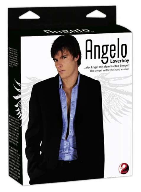 Priser på Elskovsdukke Angelo